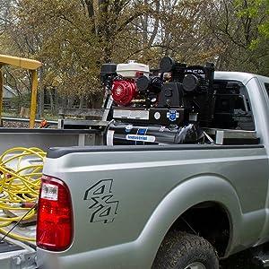 amazon com industrial air iha9093080 es 30 gallon gas powered truck