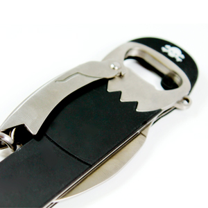 close up of bottle opener