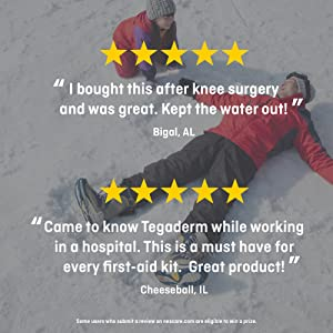 I bought this ofter knee surgery and was great!. Kept the water out! -Bigal, AL