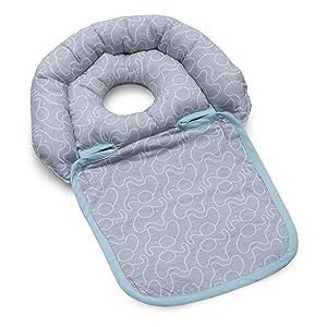 boppy, boppy pillow, flat head baby pillow, infant pillow, boppy noggin nest, baby pillow flat head