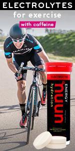 Nuun Electrolytes + Caffeine - for exercise