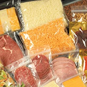 Seal meats, cheeses, grains and more.