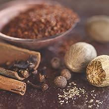 numi organic tea rooibos chai caffeine-free herbal sampler variety collection assortment gift box