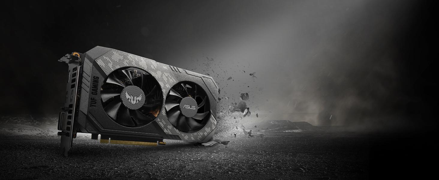 Amazon.com: ASUS TUF Gaming GeForce GTX 1660Ti Overclocked ...
