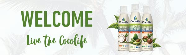 Cocolife Healthy Cooking Oils