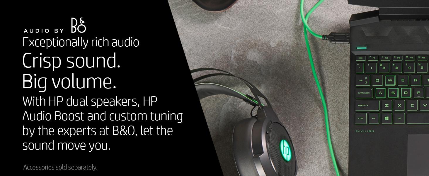 crisp sound volume audio boost custom tuning b&o bang olufsen rich