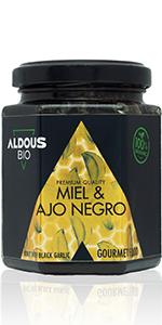 MIel con Ajo Negro_Aldous_Bio_premium_Ecologica