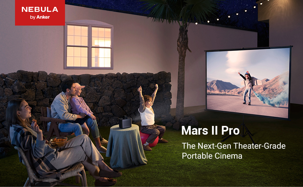 Mars II Pro