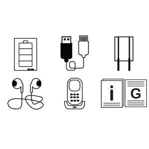 Maxcom Mobiltelefon Seniorenhandy Mit Notruf Knopf Ladestation Bluetooth 2 Zoll Display 2mp Kamera Fm Radio Und Taschenlampe Schwarz Mm721 3g Elektronik