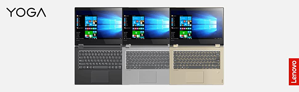 Lenovo YOGA 520-14IKBR Ultrabook convertible tactile 14