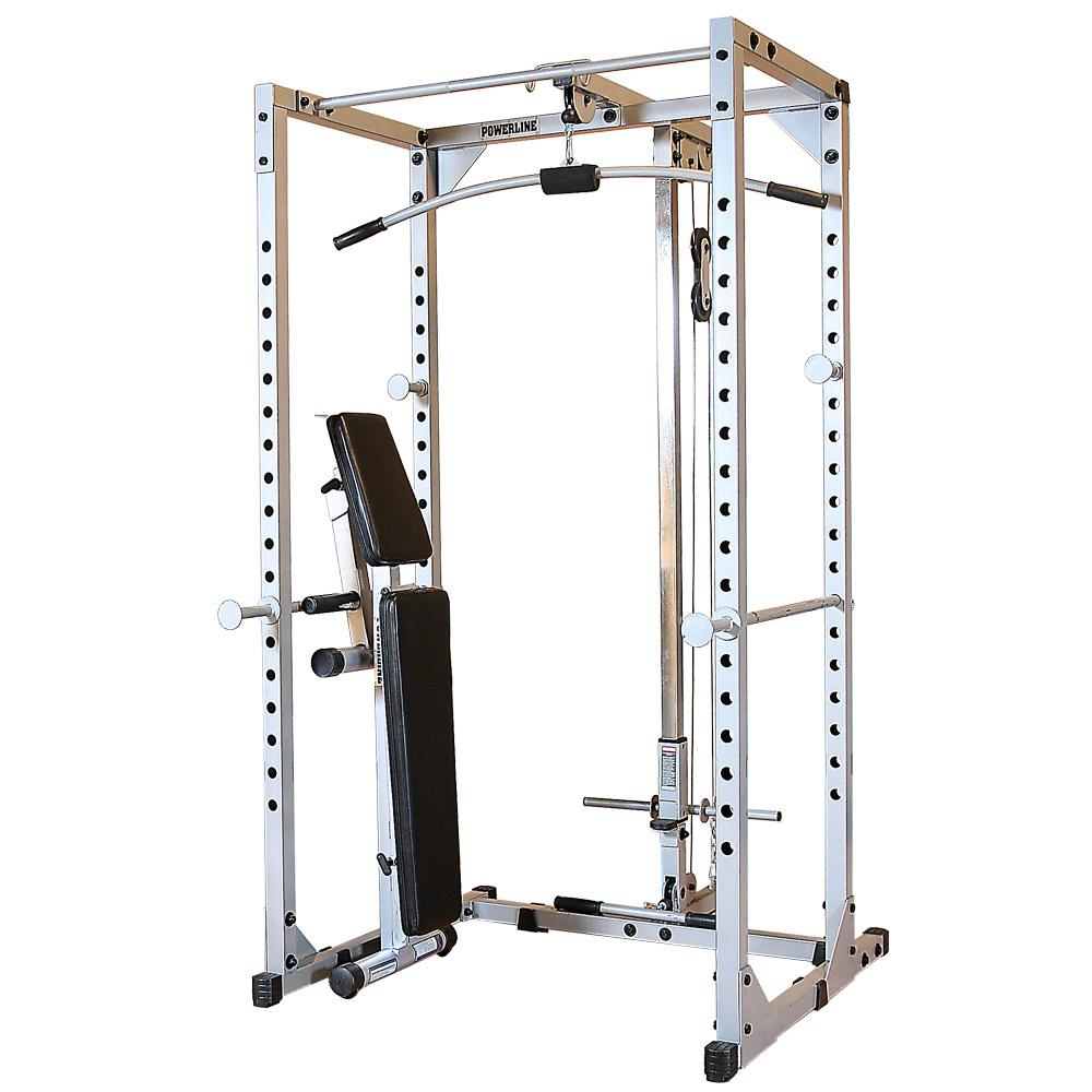 Powerline By Body Solid Power Rack Ppr200x Free Weight