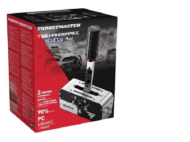 Amazon com: Thrustmaster TSSH SEQUENTIAL SHIFTER & HANDBRAKE