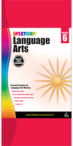 language arts workbook grade 6