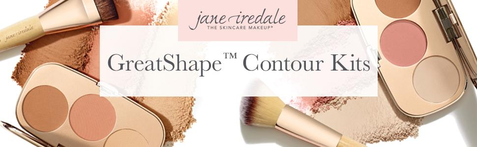 Greatshape Contour Kit by Jane Iredale #4