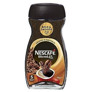 Nescafe Blend 43 150g FOP 2D