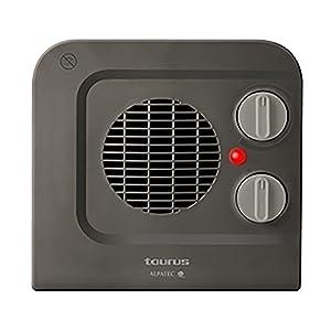 calor elegancia marron java calefactor luz piloto termostato