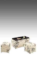 Wondrous Amazon Com Convenience Concepts Designs4Comfort Winslow Theyellowbook Wood Chair Design Ideas Theyellowbookinfo