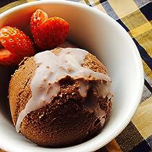 ココナッツオイル アイスクリーム トッピング