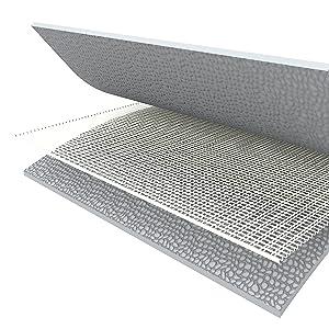 Bestway 56411 Piscina Steel Pro Pool Set materiale tritech