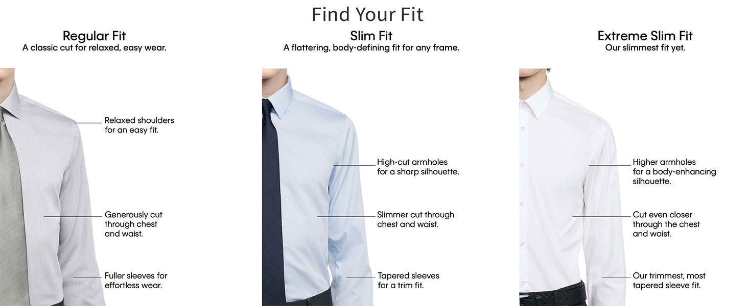 CK Fit Guide