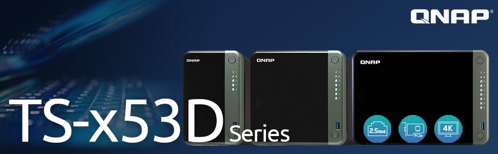 TS+x53D Series