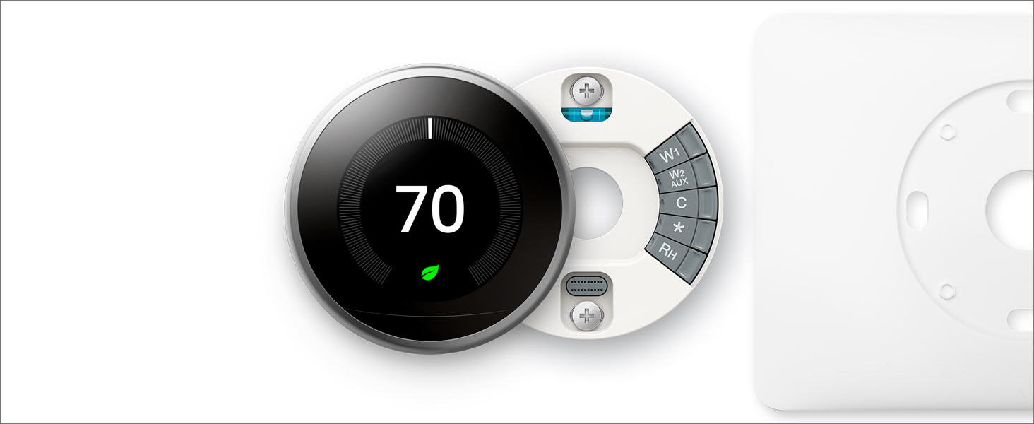 google nest, nest learning thermostat