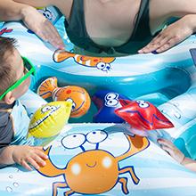 multiple baby float;twin swim float;baby float ring;baby float ring for pool;baby swim pool