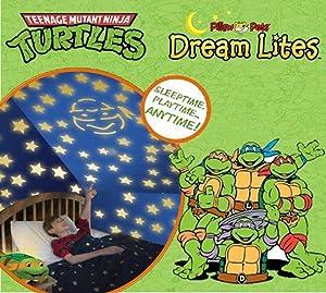 Amazon Teenage Mutant Ninja Turtles Michaelangelo Dream Lites