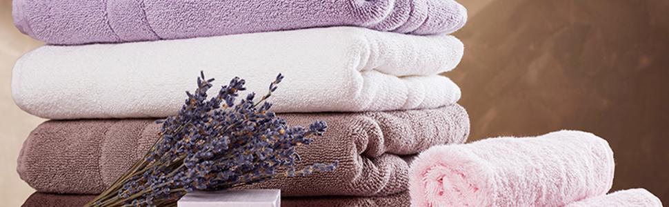 Juegos de toallas Yanai