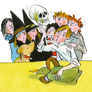 Secret Seven: Mystery of the Skull, Secret Seven: Mystery of the Theatre Ghost