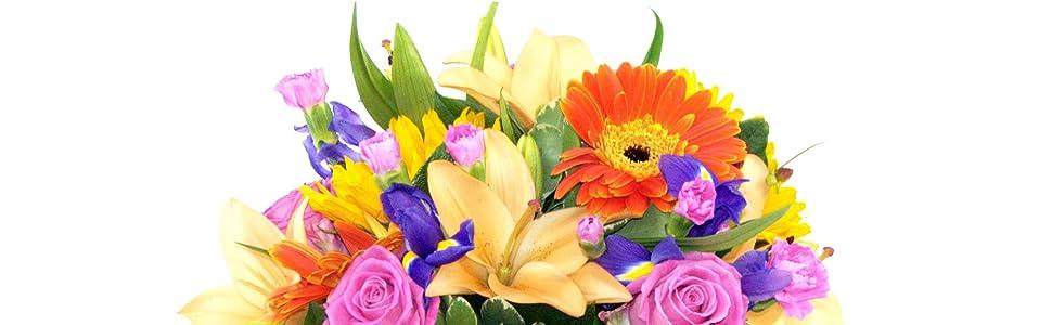 Clare Florist Summer Memories - Fresh Summer Bouquet Birthday Bouquet