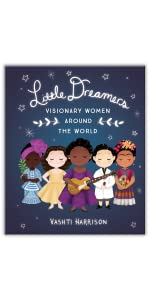 Little Dreamers by Vashti Harrison