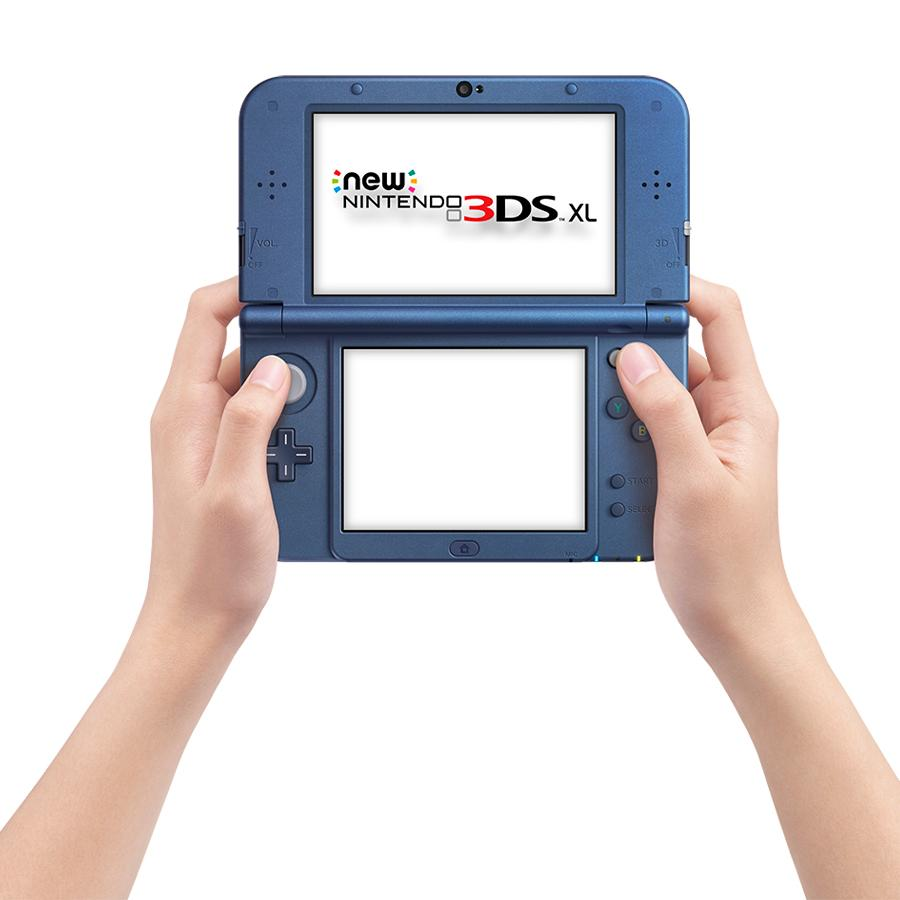 Nintendo New 3ds Xl Black Wiring Diagram Built In Amiibo Nfc Support And C Stick For Enhanced Controls