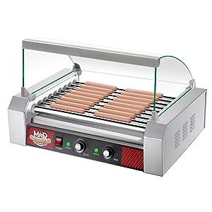 Mad Dawg Hot Dog Roller