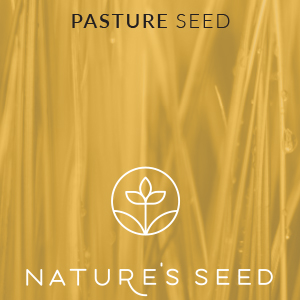 Natures Seed 1 Acre Mid-West//Mid-Atlantic Poultry Pasture Blend