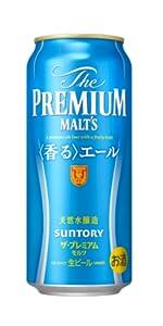 ザ・プレミアム・モルツ〈香る〉エール 500ml×24本