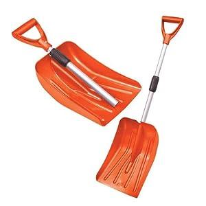 snow shovel shovels electric best shoveling wheels plow ames pusher driveway ergonomic winter car