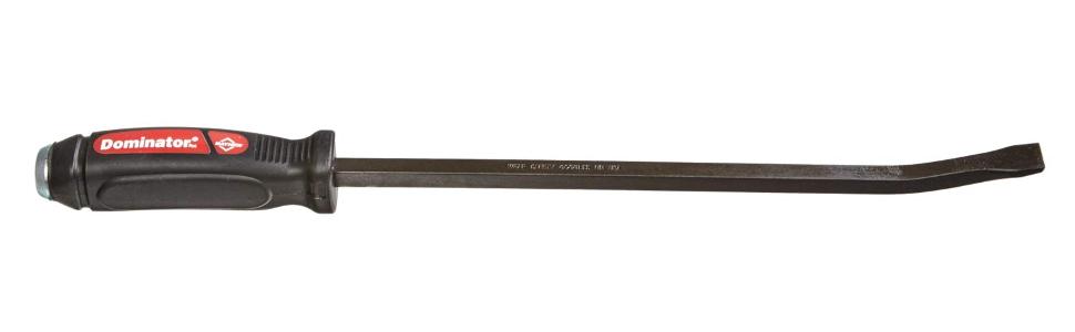 Mayhew 60144 12-C Dominator Curved Pry Bar, 17-Inch OAL