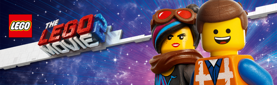 The Lego ® Movie sticker 2 3d Holo sticker 3 de 4 Lucy