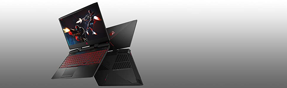 HP OMEN 15-dc0014ns - Portátil Gaming de 15.6