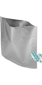 Dry-Packs 500-1 Quart Mylar Bags amp; Oxygen Absorbers