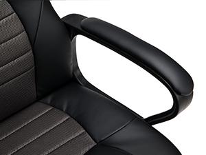 loop arm office chair