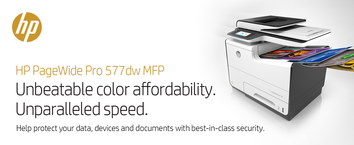 Hp Pagewide Pro 577dw Color Multifunction Business Block Diagram Hpcolorlaserjetcp5220 Convenient Productive Fastest In Class Office Multi Function Mfp Printer