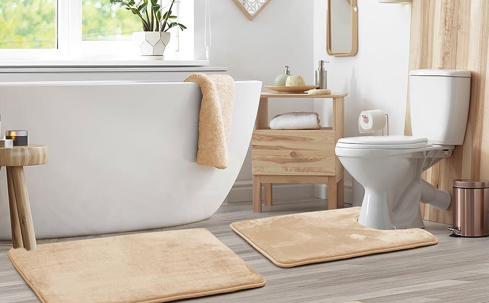 Banner - bath mats