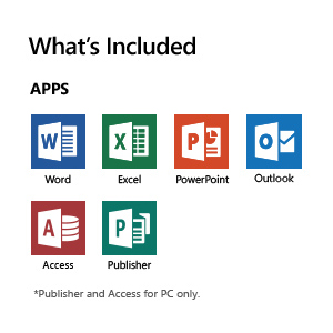 Microsoft Office Professional 2019 | 1 device, Windows 10, Download