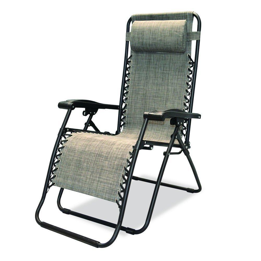 Infinity Chairs: Caravan Sports Infinity Zero Gravity Chair, Grey: Amazon