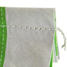 food grade diatomaceous earth bag sewn shut for purity