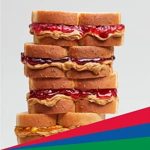 PB and Jelly Sandwiches