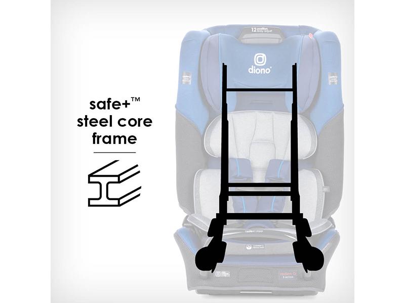 Safe+ steel core
