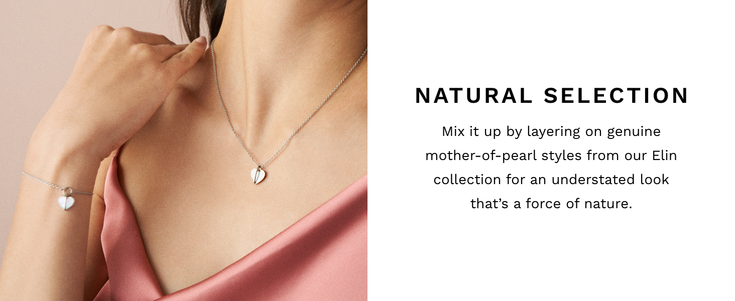 Skagen Jewelry Silver Minimal Necklaces and Bracelets for layering